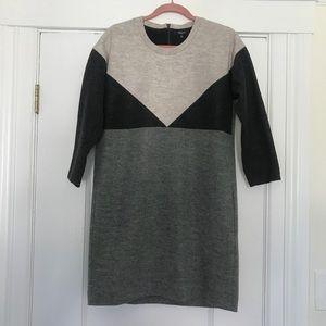 Madewell woolen dress